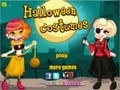 Игра Perfect Halloween Costumes. Играть онлайн