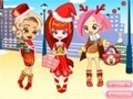 Color Girls Christmas Shopping