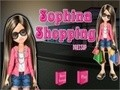Игра Sophina Goes Shopping Dress Up. Играть онлайн