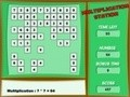 Игра Multiplication Station . Играть онлайн